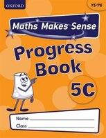 Maths Makes Sense:  Y5 C Progress Book Pack of 10