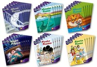 Oxford Reading Tree:  Stage 11:  Glow-worms Class Pack (36 books, 6 of each title)