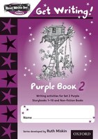 Read Write Inc. Phonics:  Get Writing! Purple Set 2 Pack of 10: New Edition