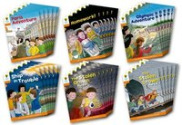 Oxford Reading Tree:  Stage 6 More Stories B:  Class Pack of 36