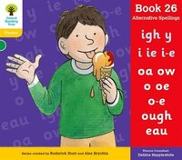 Oxford Reading Tree: Stage 5: Floppys Phonics: Sounds and Letters Book 26