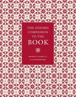 The Oxford Companion to the Book: First Edition