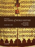 Patterns of World History: Volume 1 to 1600