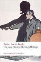 In The Case-Book of Sherlock Holmes we read the last twelve stories Conan Doyle was to write about Holmes and Watson