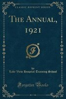 The Annual, 1921 (Classic Reprint)