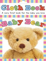 Cloth Book Baby Bear