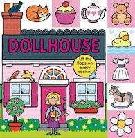 Lift-the-Flap Tab:  Dollhouse