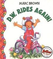 D.W. Rides Again - Marc Brown
