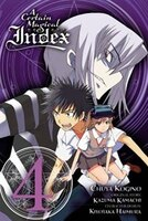A Certain Magical Index, Vol. 4 (manga)