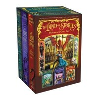 Land of Stories Paperback Gift set