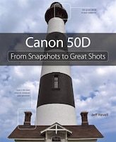 Now that you've bought the amazing Canon 50D, you need a book that goes beyond a tour of the camera's features to show you exactly how to use the 50D to take great pictures