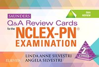 Saunders Q A Review Cards For The Nclex-pn Examination