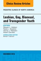 Lesbian, Gay, Bisexual, And Transgender Youth, An Issue Of Pediatric Clinics Of North America