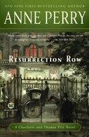 Resurrection Row: A Charlotte And Thomas Pitt Novel