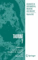 Taurine (2-aminoethanesulfonic acid) is an enigmatic compound abounding in animal tissues