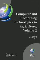 Computer and Computing Technologies in Agriculture, Volume II: First IFIP TC 12 International Conference on Computer and Computing