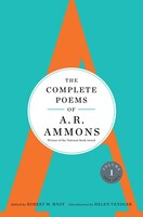 The Complete Poems Of A. R. Ammons: Volume 1 1955-1977