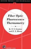 Fiber Optic Fluorescence Thermometry
