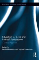 Education for Civic and Political Participation: A Critical Approach