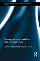 Development And Welfare Policy In South Asia