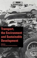 Transport, The Environment And Sustainable Development