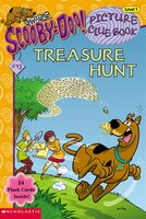 Scooby-doo Picture Clue #13: Treasure Hunt: Picture Clue Book Level 1