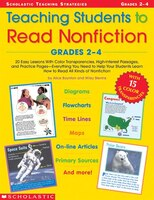 Teaching Students to Read Nonfiction:  Grades 2?4: Grades 2-
