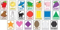 Colors And Shapes! Bulletin Board Set