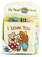 My First Taggies Cloth Book: I Love You: .