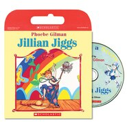 Tell Me A Story: Jillian Jiggs: Book and CD