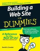 Building A Web Site For Dummies