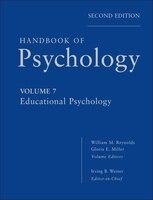 Handbook of Psychology, Educational Psychology