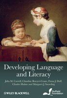 Developing Language and Literacy: Effective Intervention in the Early Years