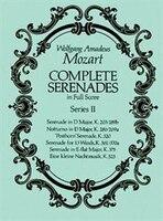 Complete Serenades in Full Score, Series II