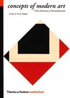 World Of Art Series Concepts Of Modern Art (third Edition)