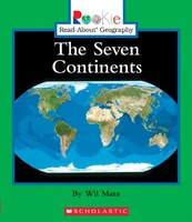 Rookie Read-about Geography:  Seven Continents: Continents