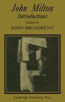 John Milton:  Introductions