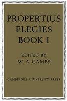 Propertius:  Elegies: Book 1