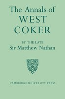 The Annals of West Coker