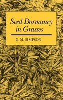 The first comprehensive review of the occurrence and explanation of seed dormancy in grasses is presented in this volume