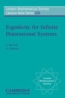 Ergodicity For Infinite Dimensional Systems