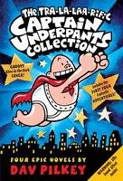 Capt Underpants Boxed Set: Books 1-4