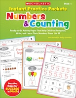 Instant Practice Packets:  Numbers & Counting