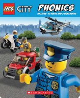 LEGO City:  Phonics Boxed Set