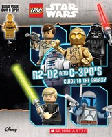 LEGO Star Wars:  R2-D2 and C3PO's Guide to the Galaxy