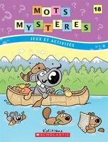 9780545987141 - Julie Lavoie: Mots Mystères ndeg 18 - Livre