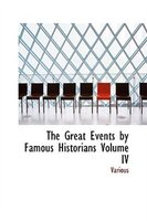 The Great Events by Famous Historians   Volume IV