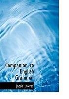 Companion to English Grammar