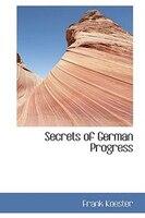 Secrets of German Progress