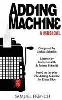 Adding Machine – A Musical